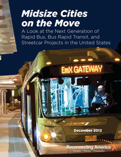 Midsize Cities on the Move